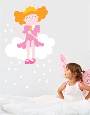 adhesivo infantil decorativo