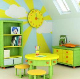 cojunto muebles niños