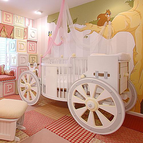 cuna bebe carruaje