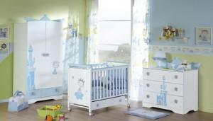 cuna-bebe-niño-azul