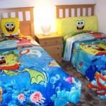 dormitorios infantiles bob esponja