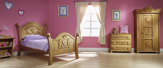 dormitorio de niñas decoracion
