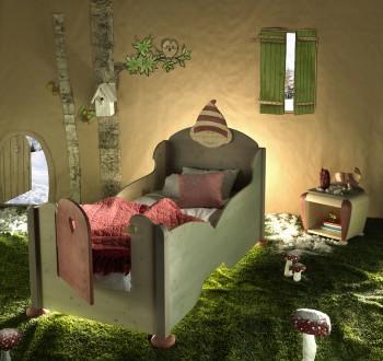 dormitorios infantiles tematicos