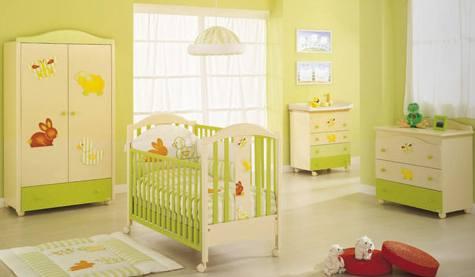 ideas dormitorios bebes