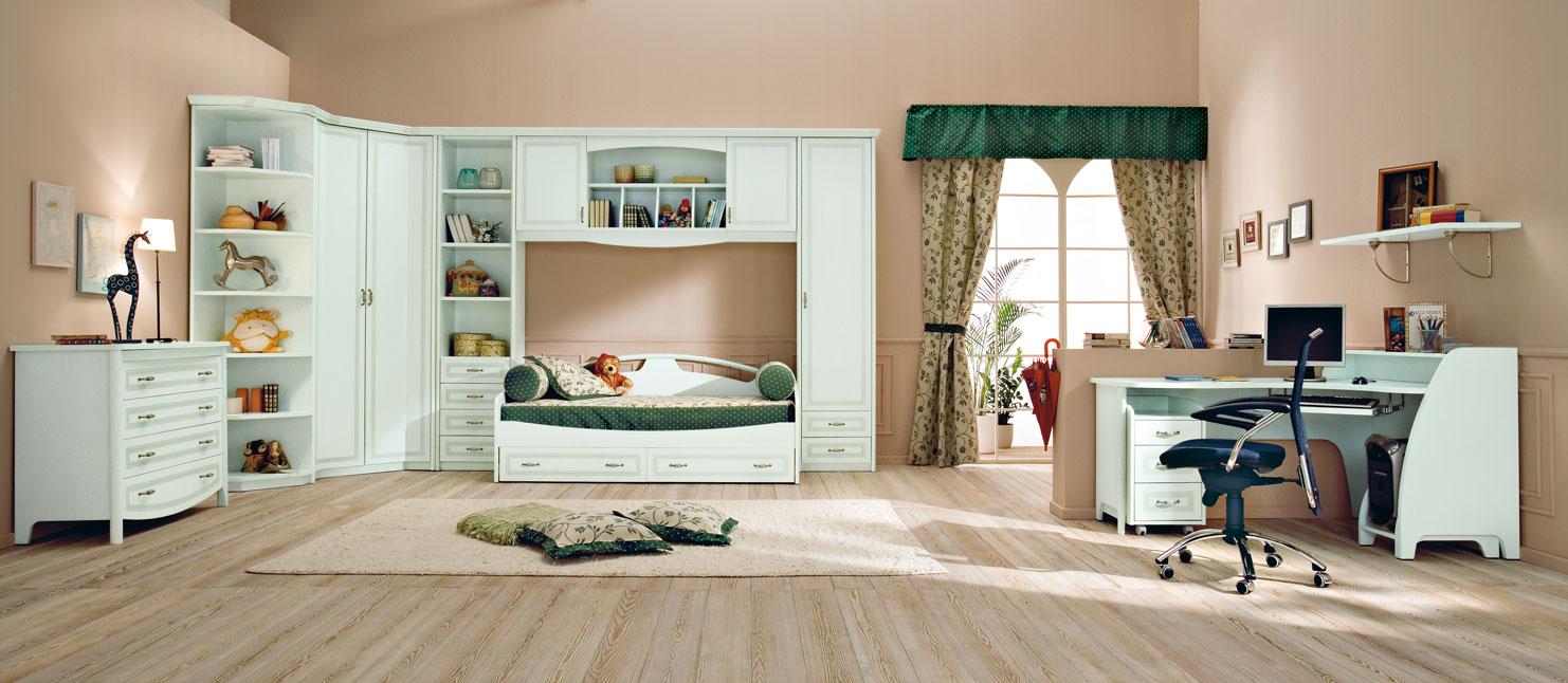 dormitorios infantiles modernos