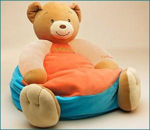Puff oso niños
