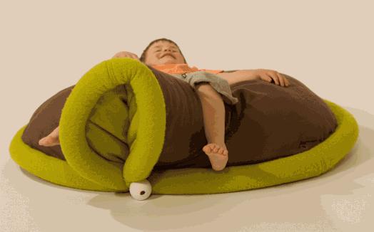 acolchado infantil blandito