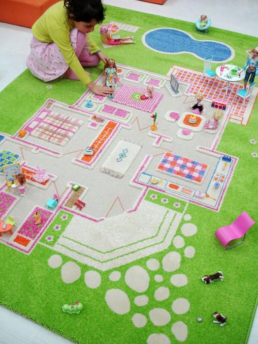 alfombras divertidas para niños