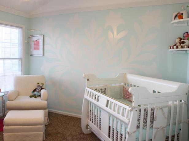 decoracion para la habitacion del bebe