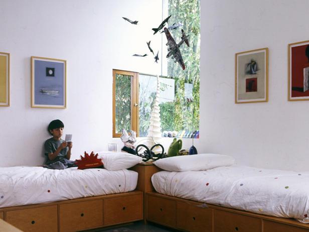 decoracion dormitorios infantiles compartidos