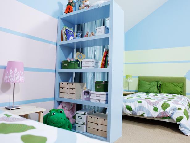 dormitorios infantiles compartidos decoracion