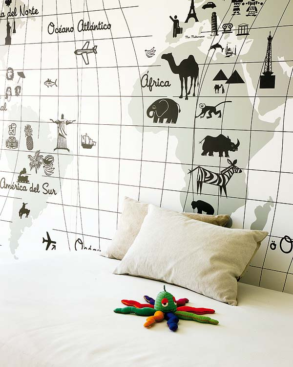 adhesivos decorativos infantiles de pared