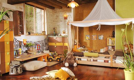 dormitorio infantil tematico
