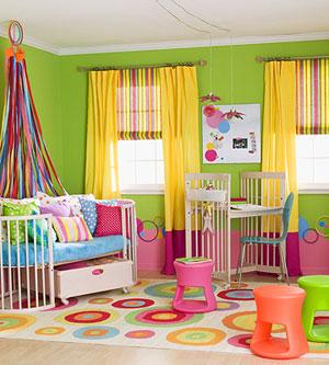 dormitorios infantiles niñas