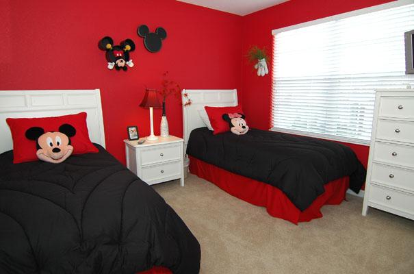 dormitorio disney
