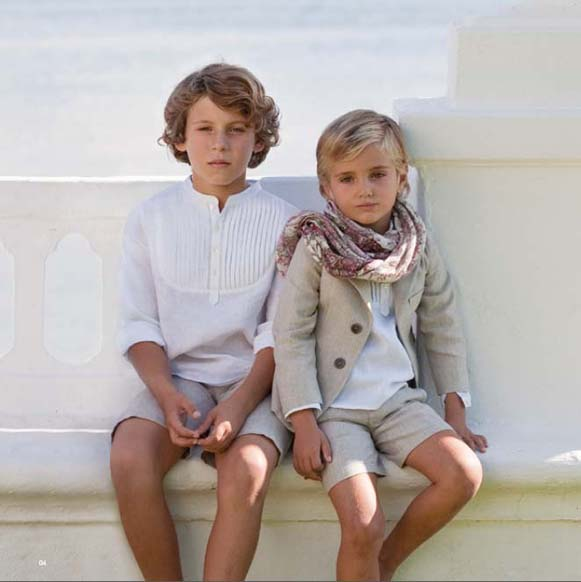 moda infantil nanos