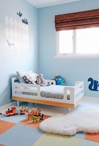 dormitorio infantil de niño