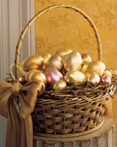 decoracion huevos de pascua