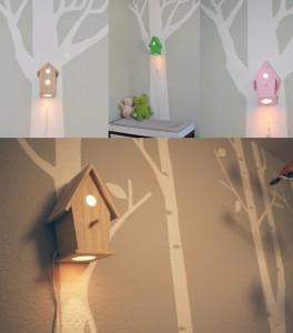 lampara infantil casa