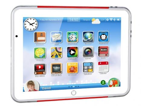 super paquito imaginarium tablet